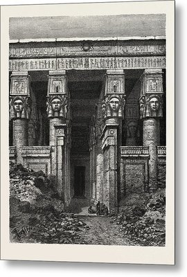 The Great Court Of Heaven Metal Print by Litz Collection