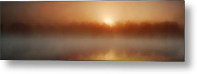 The Great Sunrise Metal Print by John Chivers
