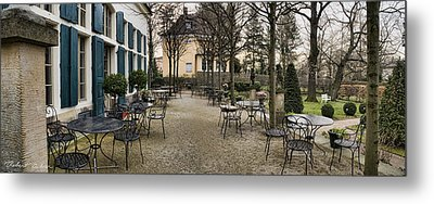 Metal Print featuring the photograph The Guest House II by Robert Culver
