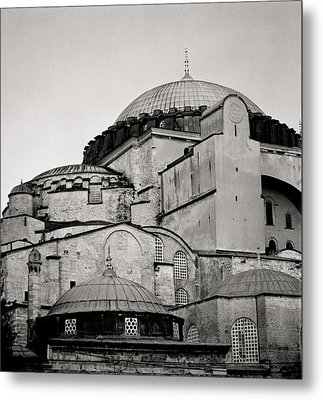 The Hagia Sophia Metal Print