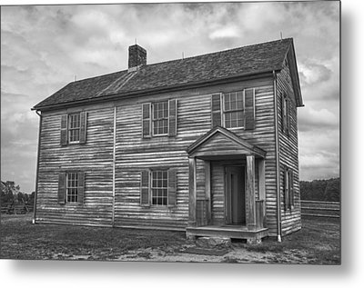 The Henry House Metal Print by Guy Whiteley