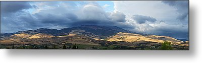 The Hills Of Ashland Metal Print