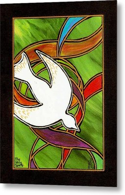 The Holy Spirit Metal Print