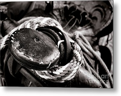 The Horn Metal Print