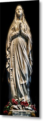 The Immaculate Conception Metal Print by Lee Dos Santos