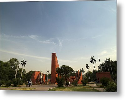 The Jantar Mantar Complex Metal Print