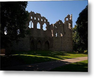 The Jealous Wall Folly, County Metal Print by Panoramic Images