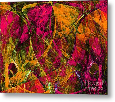 The Jester 20130510 Metal Print by Wingsdomain Art and Photography