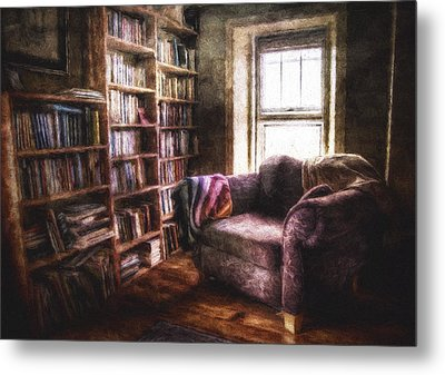 The Joshua Wild Room Metal Print by Scott Norris