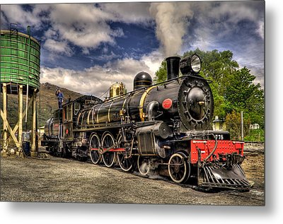 The Kingston Flyer Metal Print by Phil 'motography' Clark