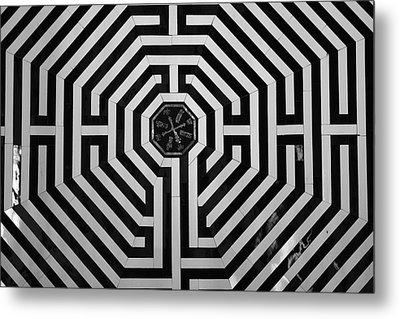 The Labyrinth Metal Print by Aidan Moran
