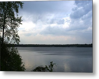The Lake House  Metal Print by Paul SEQUENCE Ferguson             sequence dot net