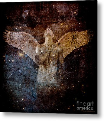 The Last Angel  Metal Print
