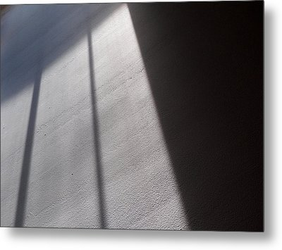 Metal Print featuring the photograph The Light From Above by Steven Huszar