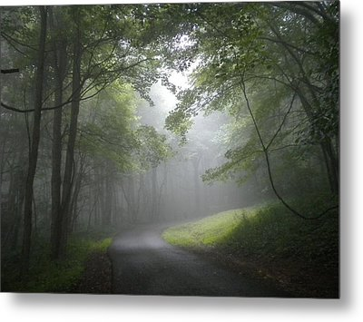 The Light Leading Home  Metal Print by Diannah Lynch