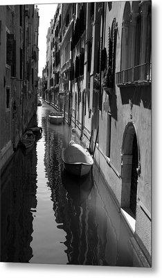 The Light - Venice Metal Print