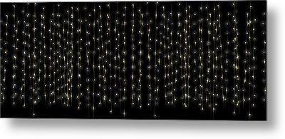 The Lights Of Fairies Metal Print by Allan Swart
