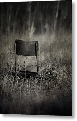 The Listening Wind  Metal Print by Jerry Cordeiro