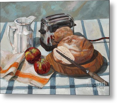 The Little Kenmore Toaster Metal Print by William Noonan