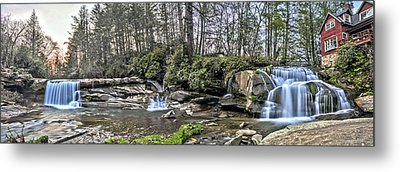 The Living Waters Metal Print by Donnie Smith