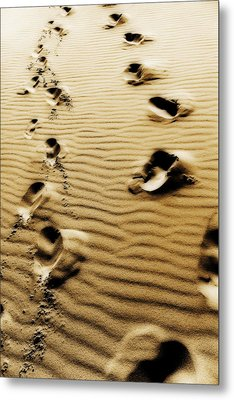 Metal Print featuring the photograph The Long Road To Love by Selke Boris