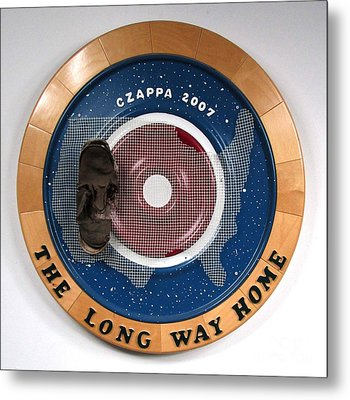 The Long Way Home  #27 Metal Print by Bill Czappa
