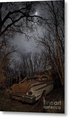 The Lost American Dream Metal Print by Keith Kapple
