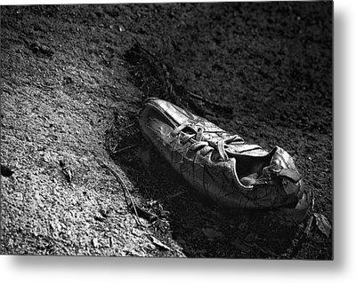 The Lost Shoe Metal Print by Jason Politte