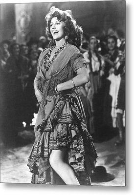 The Loves Of Carmen, Rita Hayworth, 1948 Metal Print by Everett
