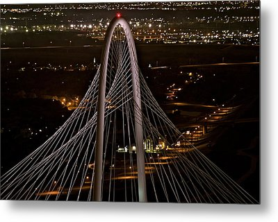 The Margaret Hunt Hill Bridge Metal Print