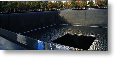 The Memorial Metal Print by Dan Sproul