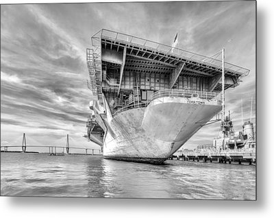 The Mighty Yorktown Metal Print