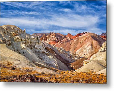 The Monte Cristos Central Nevada Metal Print by Janis Knight