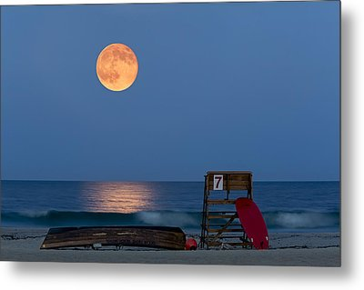 The Moon Is Yours Metal Print