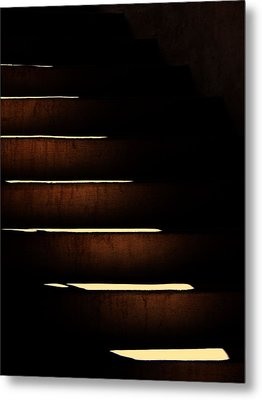 The Mountain Metal Print by Wendy J St Christopher