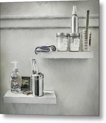 The Mundane Metal Print by Scott Norris