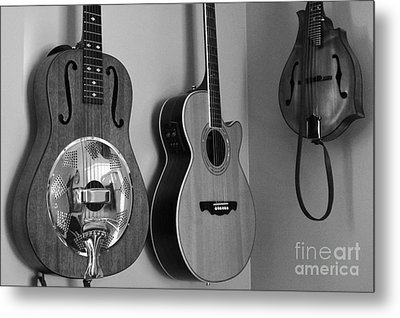 The Music Room Metal Print