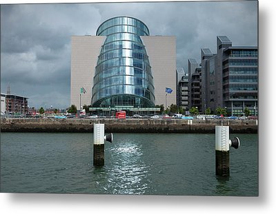 The National Irish Conference Centre Metal Print