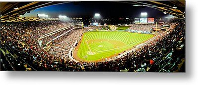 The Nose Bleeds  Metal Print by Andrew Raby