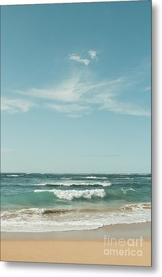The Ocean Of Joy Metal Print by Sharon Mau