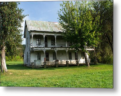 The Old Home Place 1 Metal Print by Douglas Barnett