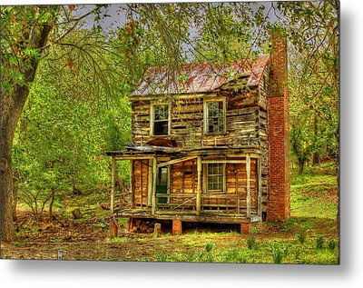 The Old Home Place Metal Print by Dan Stone