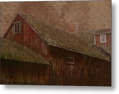 The Old Mill Metal Print by Photographic Arts And Design Studio