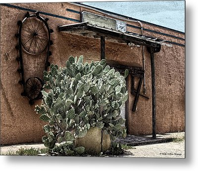 The Old Mill Metal Print by Tabitha Williams