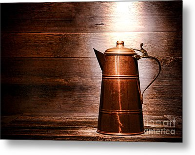 The Old Pitcher Metal Print by Olivier Le Queinec