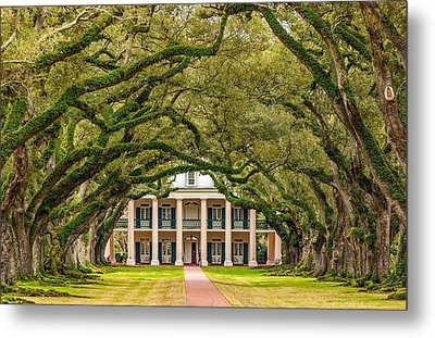 The Old South Version 2 Metal Print by Steve Harrington