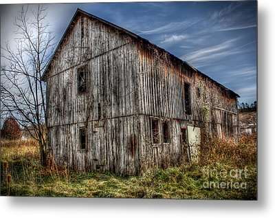 The Old Stables Metal Print