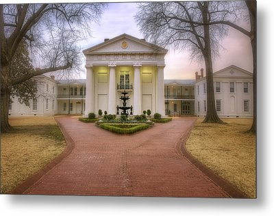 The Old State House - Little Rock - Arkansas Metal Print