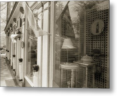 The Old Store Metal Print by Jim Cook