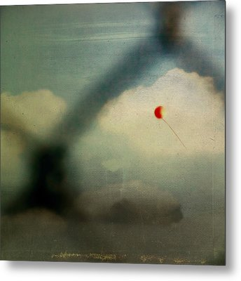 The One That Got Away Metal Print by Trish Mistric